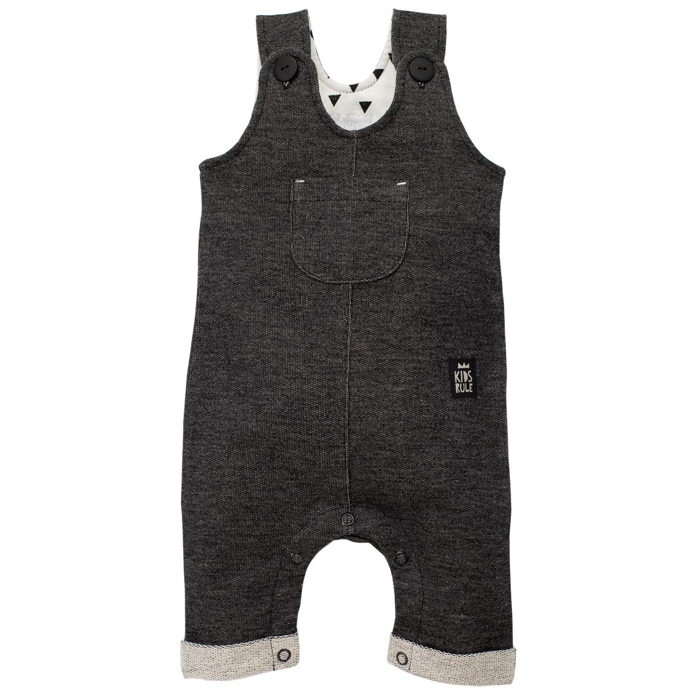 041314ee Selebukse Happy Day, sort – Little Bunny – baby og barneklær.